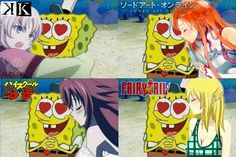 Ahhh Spongebob XD
