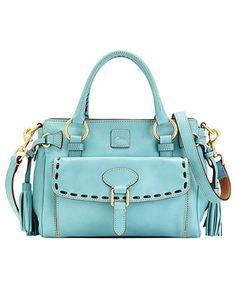 which one?  Dooney & Bourke Handbag, Florentine Vachetta Medium Pocket Satchel - Dooney & Bourke - Handbags & Accessories - Macy's