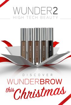 Unwrap the secret to perfect looking brows this Christmas! Whether WunderBrow is for a friend, family member or yourself - choose from 5 beautiful shades - Blonde, Brunette, Auburn, Black/Brown or Jet Black. Order today for $22 to get FREE shipping & a 30 day money back guarantee. You'll have 1 more reason to smile. Simply click on the 'visit' button above. The order form takes less than 2 minutes to complete. Once done you will receive an order confirmation email. Merry Christmas from…