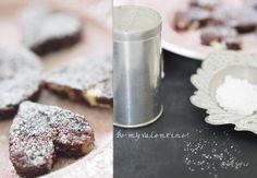 Avec Sofié -blog/ #Valentine's Day #Brownies