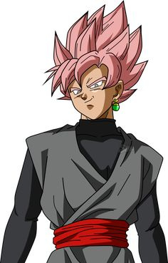 Black Goku super saiyan rose by BardockSonic on DeviantArt Black Goku, Goku Ssj White, Dragon Ball Gt, Goku Dragon, Vegeta Y Trunks, Zamasu Black, Anime Echii, Goku And Chichi, Deviantart