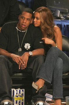 Legendary Couples: Beyonce and Jay