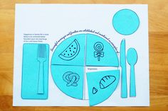 Family Proclamation Placemat FHE - learning the principles of success for happy families