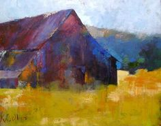 """"""" gainey vineyard barn"""" ... this one is sold... too bad! Lovely!"""