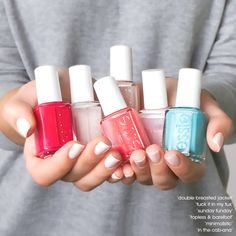 essie nail polish really really bad want these love with em