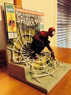 Marvel Replicas Amazing Spiderman Statue