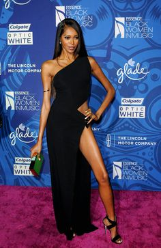 Jessica White attends the ESSENCE 6th annual Black Women in Music Event held at Avalon in Hollywood, California.