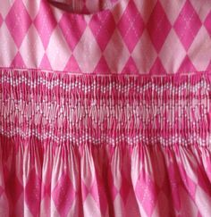 Vintage Style, Vintage Fashion, Sheer Fabrics, Smocking, Bespoke, Machine Embroidery, Stitch, Sewing, Classic