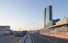 CMA CGM Headquarters - Zaha Hadid Architects