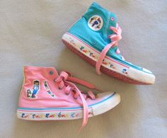 Punky Brewster Shoes Photo Essay img-1