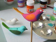 bird tute...from blogdelanine.blogspot.com