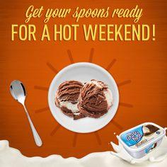 Heatwaves + ice cream = :-) Ice Cream, Smooth, Breakfast, Food, No Churn Ice Cream, Morning Coffee, Icecream Craft, Essen, Meals