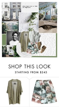 """take a piece of my heart and make it all your own, so when we are apart, you'll never be alone"" by toripete ❤ liked on Polyvore featuring By Malene Birger, Carven and Madewell"