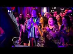 Austin Moon, played by Ross Lynch, sings and dances to his new song Illusion' from Disney Channel's hit new show 'Austin & Ally.' Video cuts out early at the. Ross Lynch, Austin Y Ally, Austin Moon, Laura Marano, Disney Shows, Back Off, New Shows, My Crush, Disney Channel