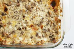 Sausage and cheeses dip-gotta try this one. I plan on using JD's maple sausage.