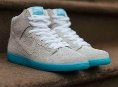 """Baohaus x Nike SB Dunk High """"Chairman Bao"""""""
