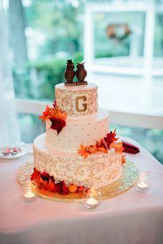 gold fall autumn burgundy wine white and orange Lake Pearl Wrentham, massachusets Wedding Photographer Novella Photography