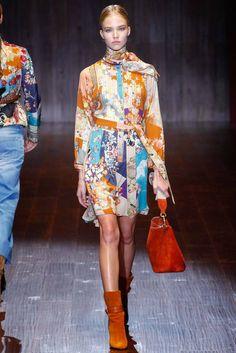 Street dress, Gucci