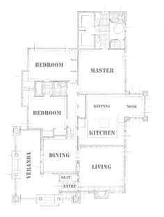 Avalon floor plans