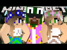 Minecraft - Little Kelly Adventures : DAY AT THE BEACH! - YouTube