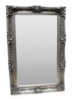 Funky Large Floor Mirror