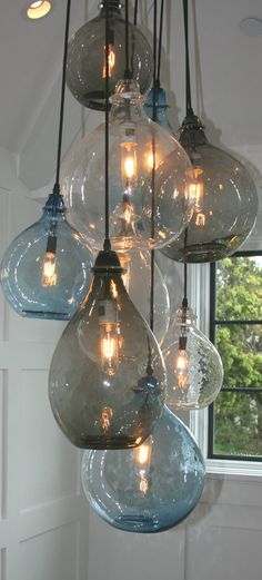Choices for Industrial Home Lighting – Industrial Decor Magazine Industrial Bathroom Lighting, Industrial Light Fixtures, Industrial House, Kitchen Lighting, Home Lighting, Lighting Design, Lighting Ideas, Industrial Style, Urban Industrial