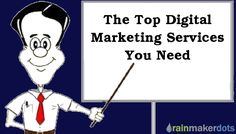 The Top Digital Marketing Services You Need