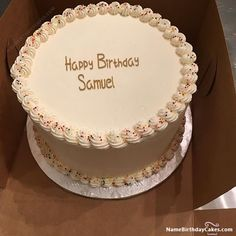 Happy Birthday Samuel - Video And Images