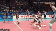 Volleyball Is Life — Jordan Larson, perfection Volleyball Gifs, Olympic Volleyball, Volleyball Workouts, Coaching Volleyball, Women Volleyball, Volleyball Players, Cheerleading, Girls Basketball, Girls Softball