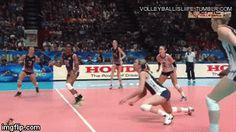 Volleyball Is Life — Jordan Larson