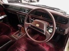 1991 TOYOTA CENTURY LUXURY SEDAN — Daniel Schmitt & Company