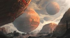 Plains of another world by Tryingtofly on DeviantArt