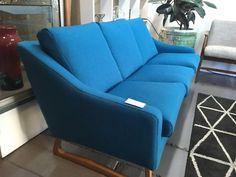 Mid Century Modern Retro Danish Fler 3 Seater Sofa C1960s | Armchairs | Gumtree Australia Banyule Area - Heidelberg | 1157721022
