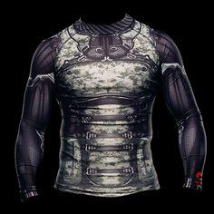 6f1202db3d369 Cyborg Rashguard. Mouth GuardPocketLong SleeveShirtsRash GuardMuay Thai KickboxingJiu JitsuMen's Collection