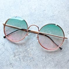 spitfire poolside in gold & blue / pink gradient round sunglasses // Shop Hearts - Shopify Website - Start your free trial Shopify Website. - spitfire poolside in gold & blue / pink gradient round sunglasses // Shop Hearts Wanelo App for Shopify Sunglasses Shop, Ray Ban Sunglasses, Round Sunglasses, Sunglasses Women, Spring Sunglasses, Reflective Sunglasses, Cute Glasses, Glasses Frames, Glasses Meme