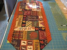 15 minute Table Runner...Great music here from the 60s