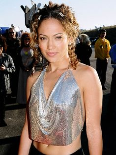 TWO BARRETTES Courtney Love, riot grrrls, and double-dutch jumpers had already called dibs on plastic barrettes. Then Jennifer Lopez really classed up the idea of doing your hair like an eight-year-old by adding diamonds.