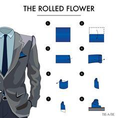 51b75176f1703 80 Best pocket square images in 2018 | Man fashion, Pocket square ...