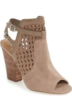 BCBGeneration 'Creen' Peep Toe Bootie (Women) available at #Nordstrom