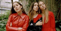Haim Map Fall Tour in Support of 'Something to Tell You' #headphones #music #headphones