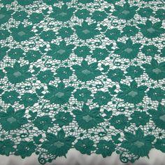 Tecido guipir verde bandeira - Maximus Tecidos   Loja Online