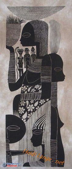African tribal art