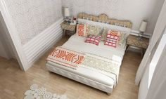 Back to the roots Decor, House Design, Bed, Furniture, Bedroom, Interior Design, Home Decor, Toddler Bed, Deco