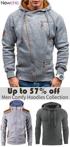 Dashing Brand 2018 Hoodie Pure Color Zipper Cardigan Hoodies Men Fashion Tracksuit Male Sweatshirt Hoody Mens Purpose Tour Hoodie Hoodies & Sweatshirts