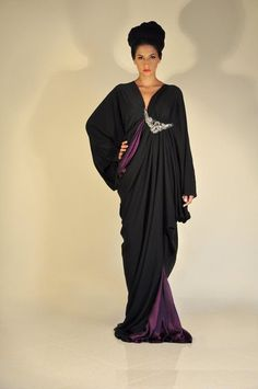 dream evening abaya by yours truly **Amal Murad**