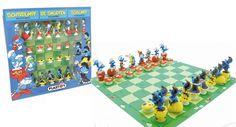 Επιτραπέζια : Σκάκι στρουμφάκια | Toy-Box.gr - Καλά Εκπαιδευτικά Παιχνίδια