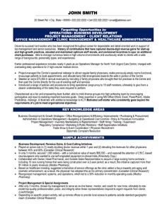 Click Here to Download this Business Developer Resume Template! http://www.resumetemplates101.com/Sales-resume-templates/Template-145/