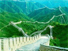 Papel de Parede - A Grande Muralha da China