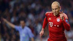 Arjen Robben: Bayern Munich/Holland