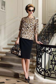 Christian Dior Resort 2010 Collection Photos - Vogue